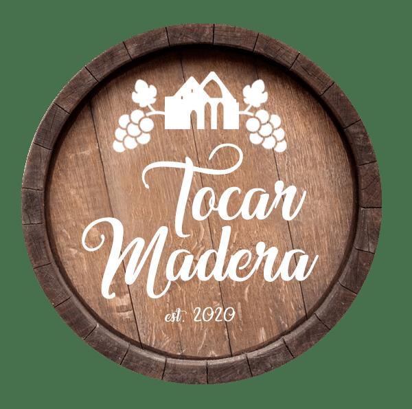 Tocar Madera logo
